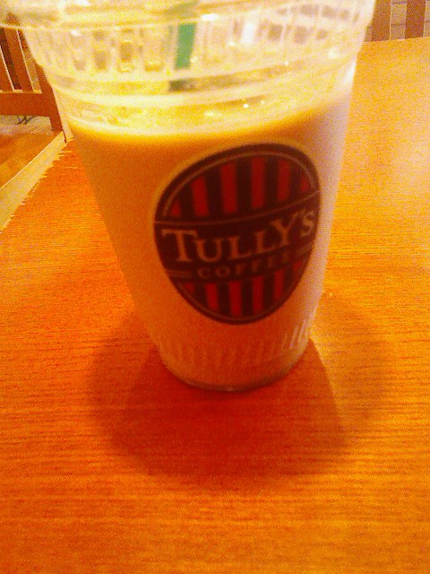 Tully'sでのちょっといい話